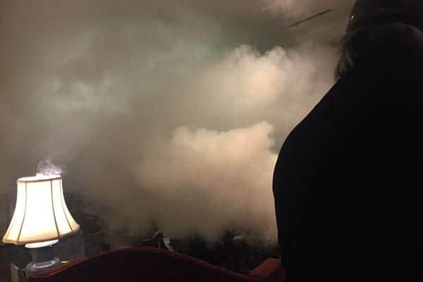 smoke damage deodorization first restoration services