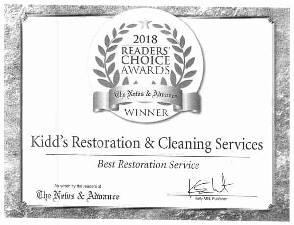 best restoration company