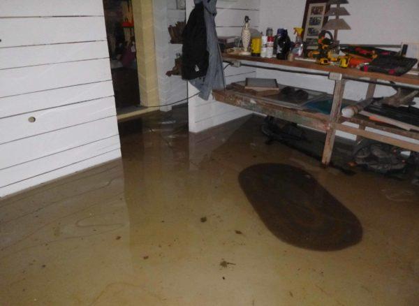 prevent flood damage